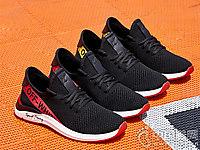 康奈男鞋18新款运动鞋男跑步鞋