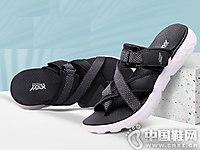 Skechers斯凯奇女鞋网面透气夹趾拖鞋
