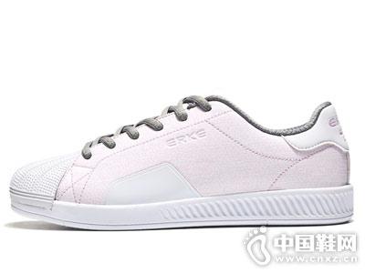 鸿星尔克2018潮流运动鞋贝壳头滑板鞋