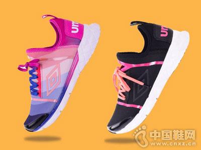 茵宝UMBRO2018新款跑鞋