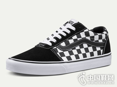Vans范斯2018帆布鞋新款