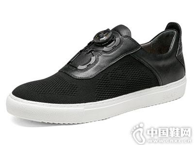 SKAP圣伽步2018新款男鞋皮鞋