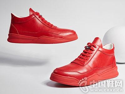 德尼尔森男鞋2018新品板鞋