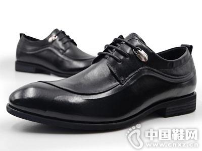 德尼尔森男鞋2018新品皮鞋