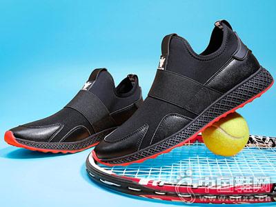 布莱希尔顿男鞋2018新品运动鞋