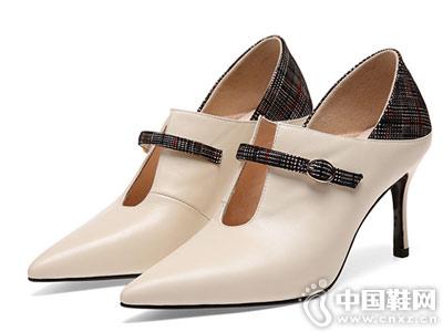路尚女鞋2018秋季新款