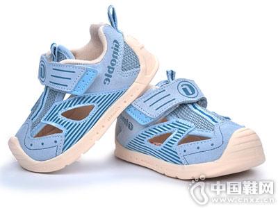 基诺浦童鞋2018新款凉鞋
