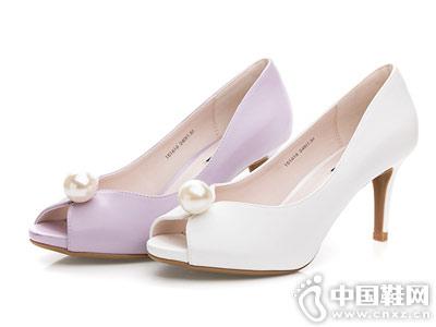 皇妹女鞋2018新款高跟鞋