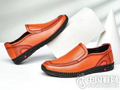 意尔康男鞋2018秋季新款