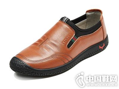 康奈男鞋2018秋季新款产品