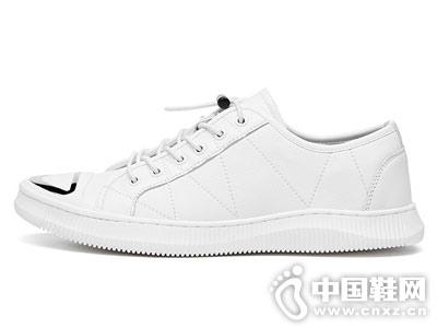 君步男鞋2018新款休闲鞋