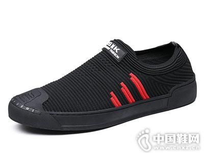 蜘蛛王男鞋2018夏季新款板鞋