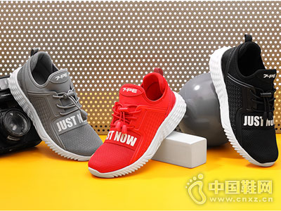 七波辉童鞋2018秋季新款运动鞋