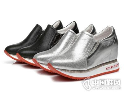 圣恩熙 2018内增高运动鞋