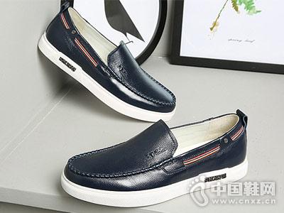 公牛世家男鞋2018秋季新款休闲鞋