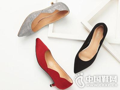 杜拉拉女鞋2018秋季新单鞋