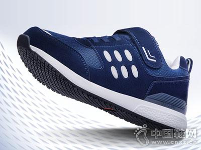 足力健老年鞋2018新款运动鞋