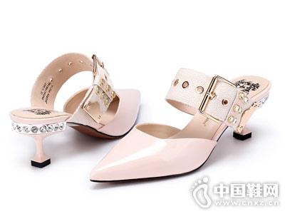 VME舞魅2018时尚女鞋新款