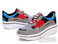 吉祥鸟女鞋2018超火INS老爹鞋