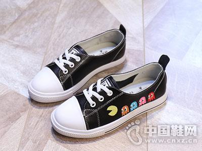 女童板鞋运动鞋韩版百搭
