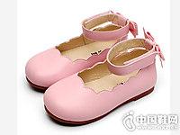 卡卡树豆豆鞋复古小皮鞋儿童公主鞋