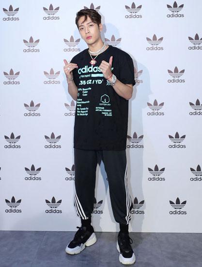 王嘉尔燃爆现场!adidas Originals 原创派对精彩回顾