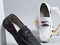 豆豆鞋休闲皮鞋兽霸男真皮鞋