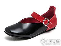 好榜样新款公主鞋儿童舒适休闲单鞋