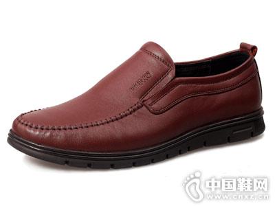 PITANCO必登高软面透气休闲男鞋