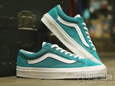 休闲帆布鞋Vans范斯新款板鞋