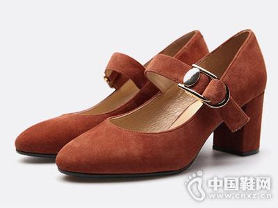 fed2018新款玛丽珍女鞋
