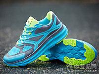 安踏跑步鞋新品增高运动鞋