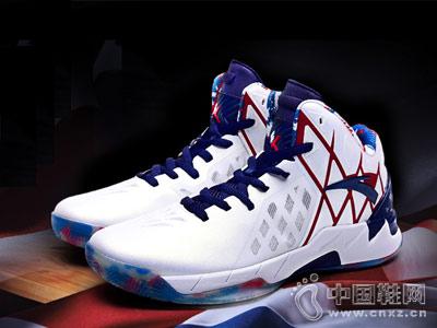 安踏篮球鞋男鞋新款nba汤普森