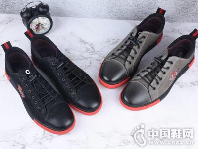 时尚休闲男鞋新款 英加度男鞋