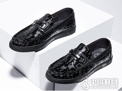 名郎豆豆鞋秋季韩版时尚一脚蹬驾车鞋