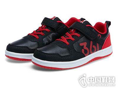 男童运动鞋361儿童滑板鞋