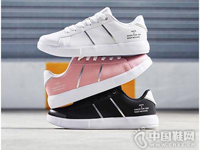 龙8国际娱乐手机版运动鞋2018新款秋季安踏龙8国际娱乐手机版小白鞋