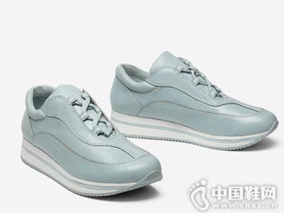 topgloria汤普葛罗平底运动小白鞋