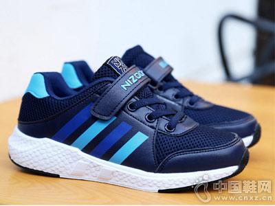 韩版学生软底儿童运动鞋奈足休闲鞋