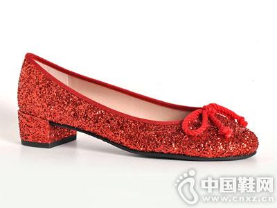 新品浅口圆头prettyballerinas芭蕾舞鞋