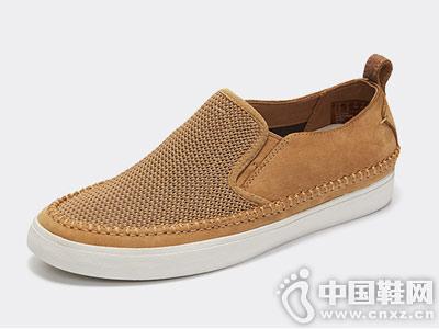秋新款男板鞋clarks其乐新款