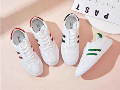 巨圣2018秋季新款休闲小白鞋