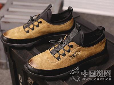 公牛世家男鞋2018新款潮流韩版板鞋