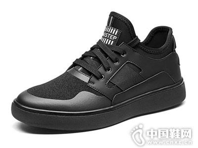 君步增高韩版板鞋百搭运动休闲鞋