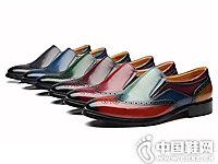 定制皮鞋肯迪凯尼商务男士鞋