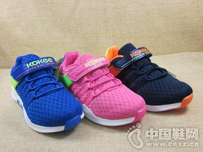 秋款网布运动鞋防滑酷奇跑步鞋