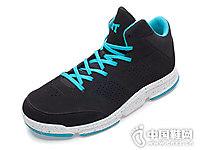 18新款沃特黑武士品牌�@球鞋