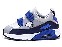 男童运动鞋2018新款史努比气垫鞋