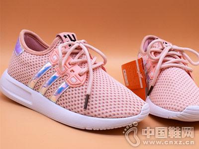 女童运动鞋酷西懒人休闲鞋
