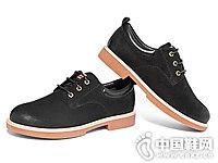 新款女单鞋复古康龙小皮鞋